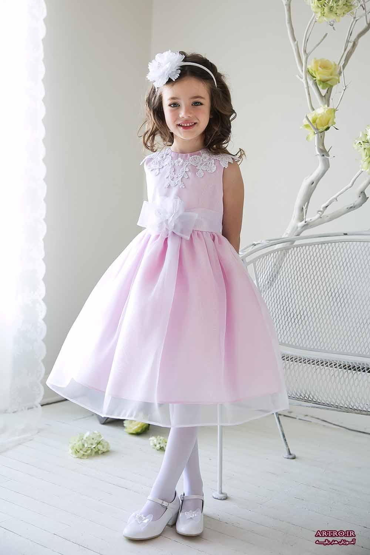 مدل لباس عروس دختربچه 97