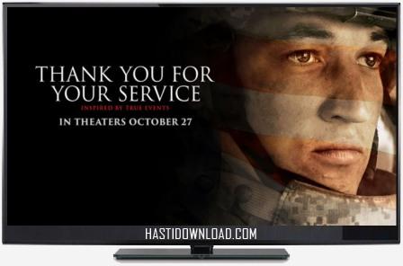 دانلود فیلم Thank You for Your Service 2017