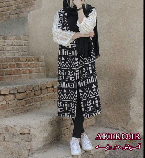 مدل مانتو2019 جدید دخترانه