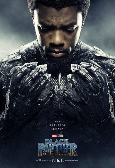 دانلود دوبله فارسی فیلم پلنگ سیاه Black Panther 2018