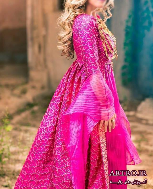 مدل لباس زنانه کردی