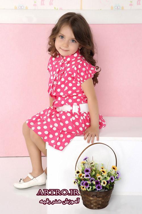 مدل لباس دختربچه عیدنوروز 97