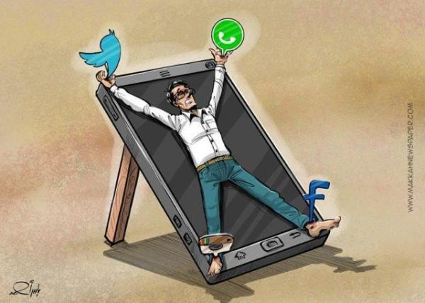 شبکه های مجازی و آسیب های پیش رو