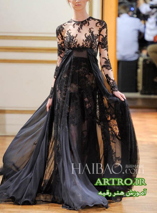 لباس مجلسی بلند زنانه 97