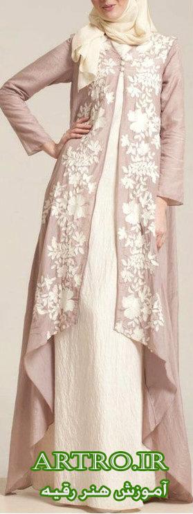 مدلهای لباس مجلسی بلند 2018