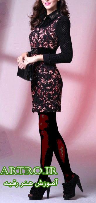 مدل پیراهن مجلسی دخترانه 2018