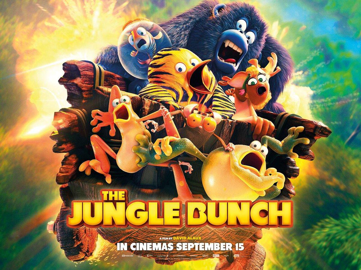 انیمیشن تیم جنگلی 2017 The Jungle Bunch