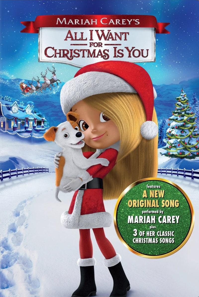 انیمیشن آرزوی ماریا برای کریسمس