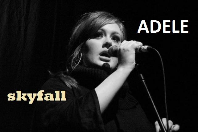 نسخه بیکلام آهنگ Skyfall از Adele