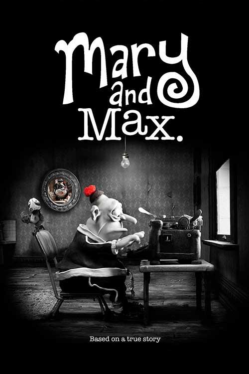 دانلود انیمیشن Mary and Max 2009