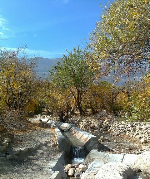 چشمه آب گرم معدنی مهارلو