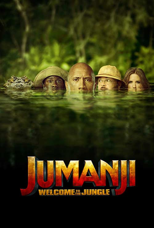 دانلود فیلم Jumanji: Welcome to the Jungle 2017