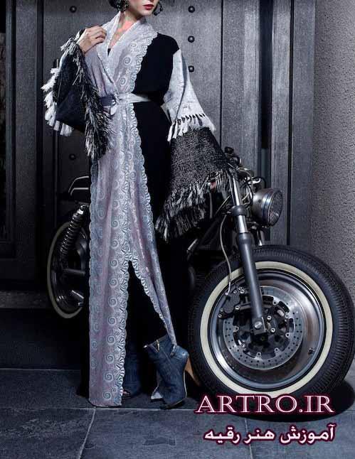 مدل مانتو کیمونو2018
