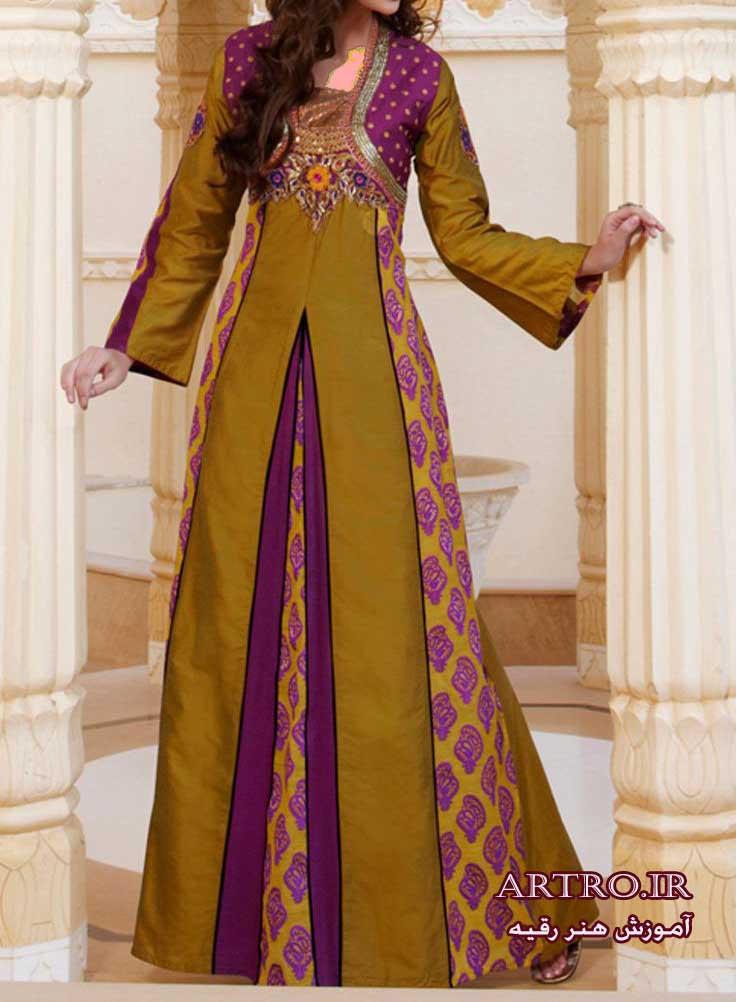 مدل لباس مجلسی بلند97