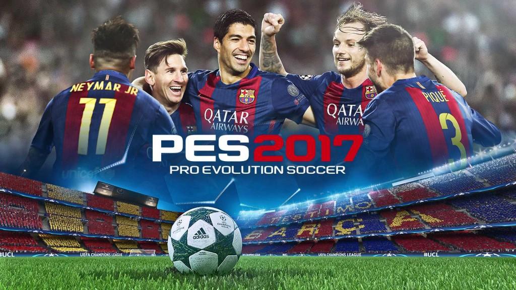 بازی PES 2017 برای PC + کرک CPY