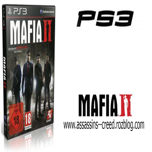 بازی اکشن Mafia 2 برای PS3