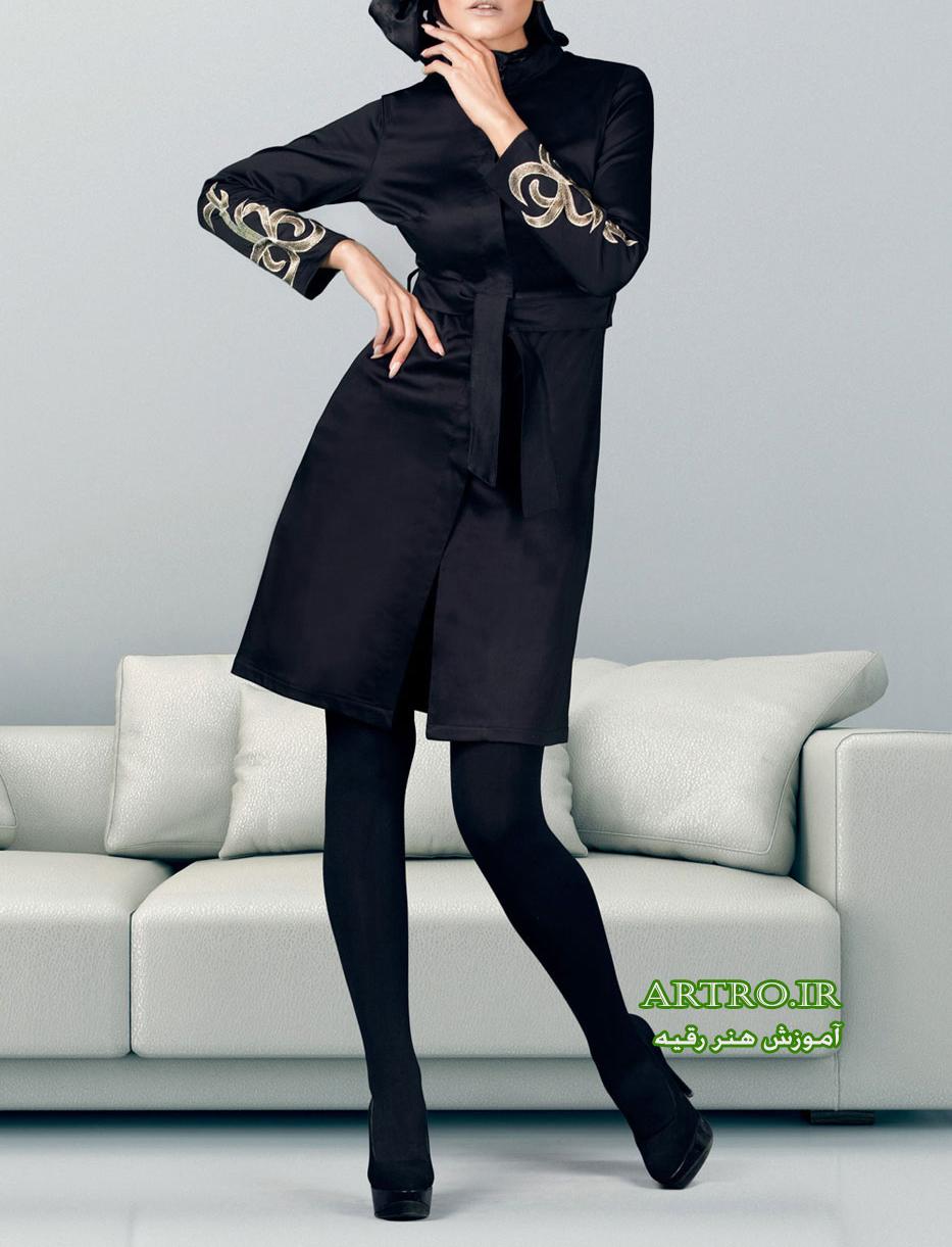 مدل مانتو اسپرت دخترانه2018