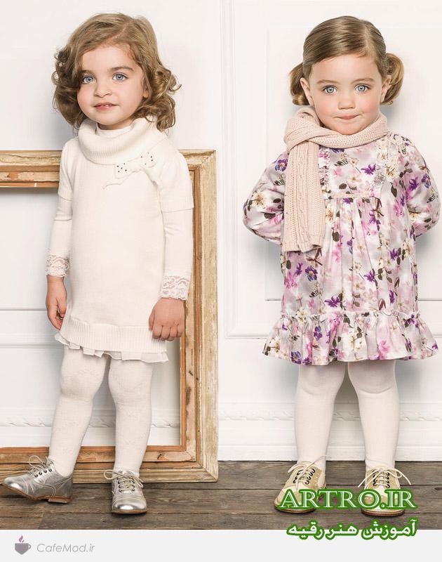 مدل لباس بچه گانه بهار97