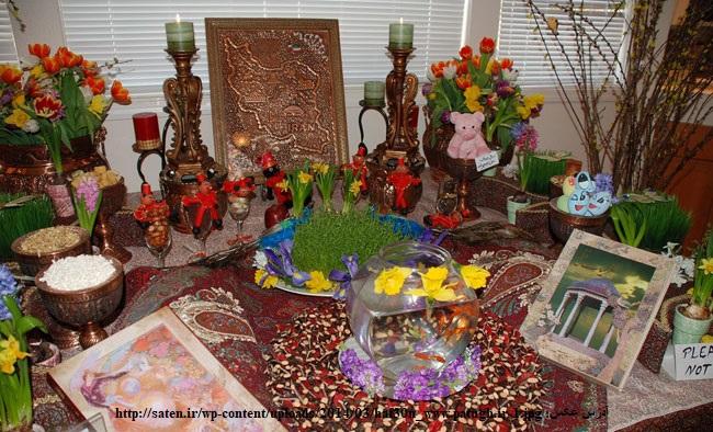 نوروز ایرانی در تقویم خورشیدی ایرانی پر پیشینه بر شما خجسته باد.