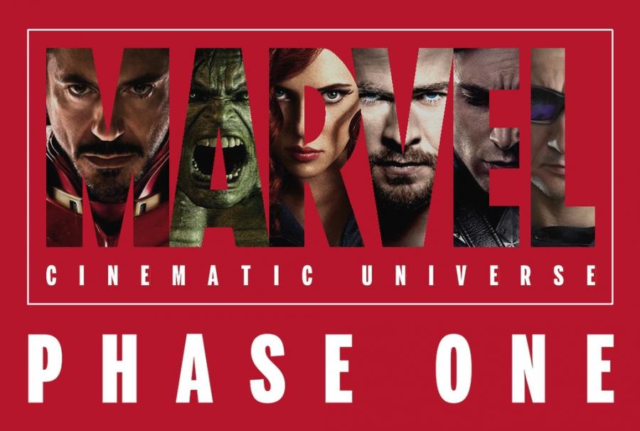 دانلود فاز یک فیلم های سینمایی مارول-Phase One of Marvel Cinematic Film