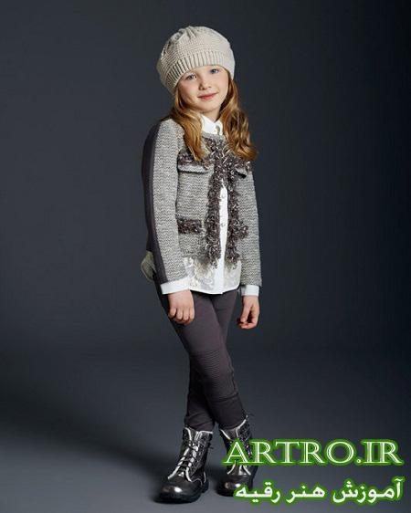 مدل لباس بهاری دختربچه97
