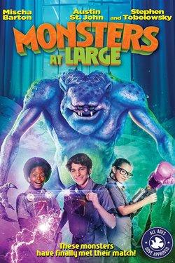 دانلود فیلم هیولای بزرگ Monsters At Large 2018