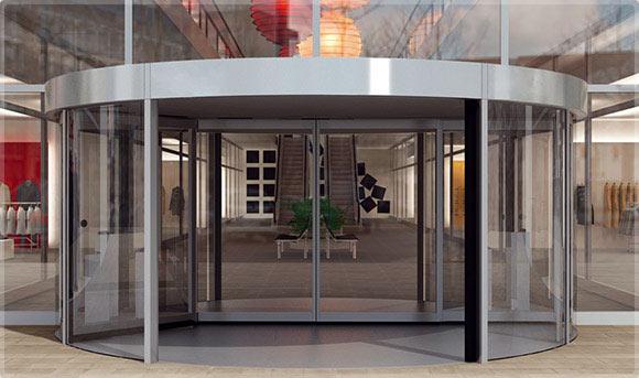 نصب و طراحی و تعمیر درب شیشه ای اتوماتیک در تبریز