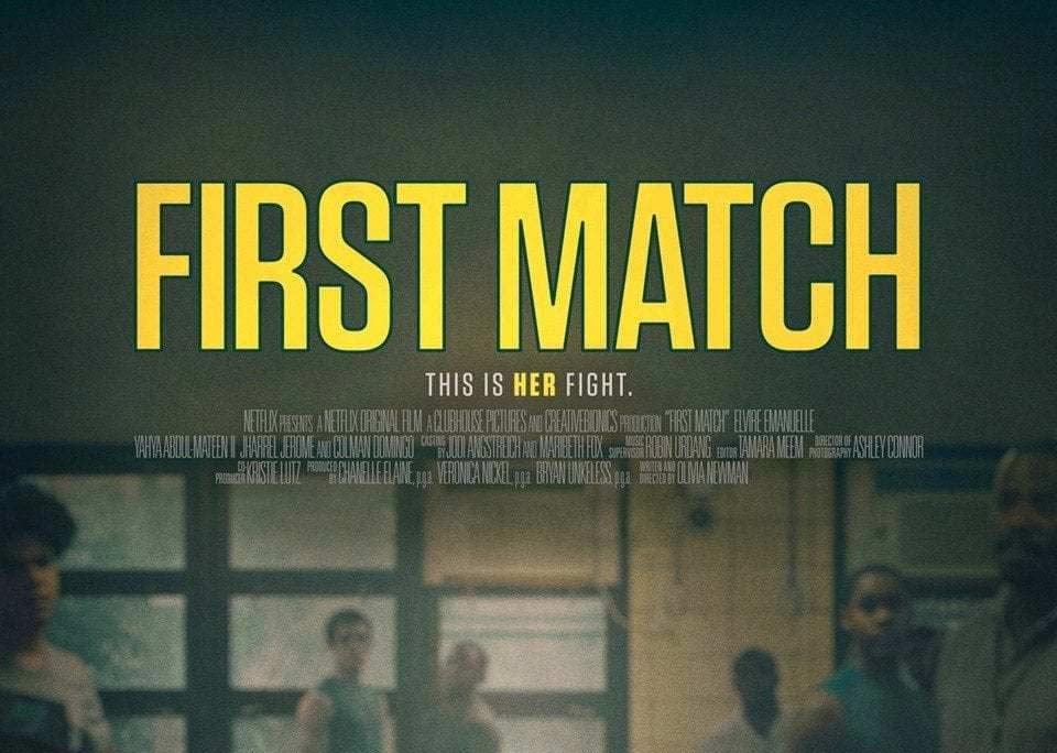 دانلود فیلم First Match 2018