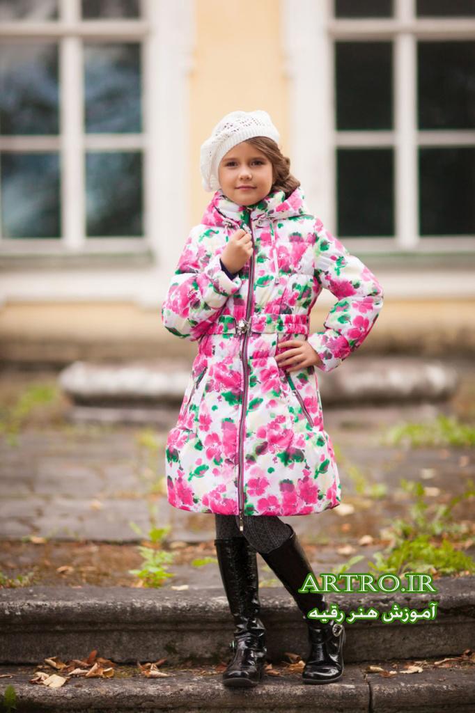 مدل پالتو دختر بچه 8