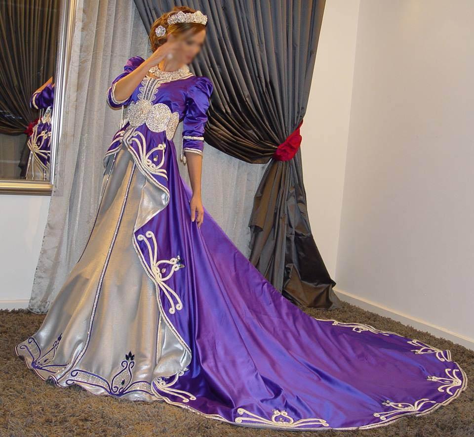 مدل لباس مجلسی و عروس مراکشی 2018