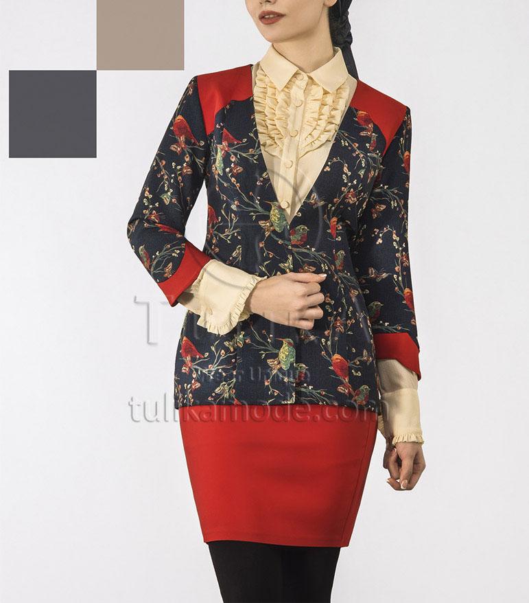 مدل کت زنانه ایرانی 2018
