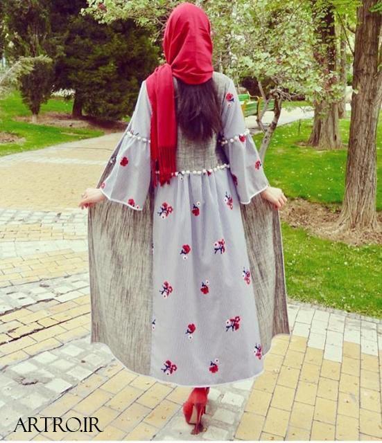 مدلهای مانتوی زنانه تابستانی
