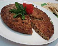 آموزش کامل طرز تهیه کوکو کنگر خوشمزه با گوشت چرخ کرده