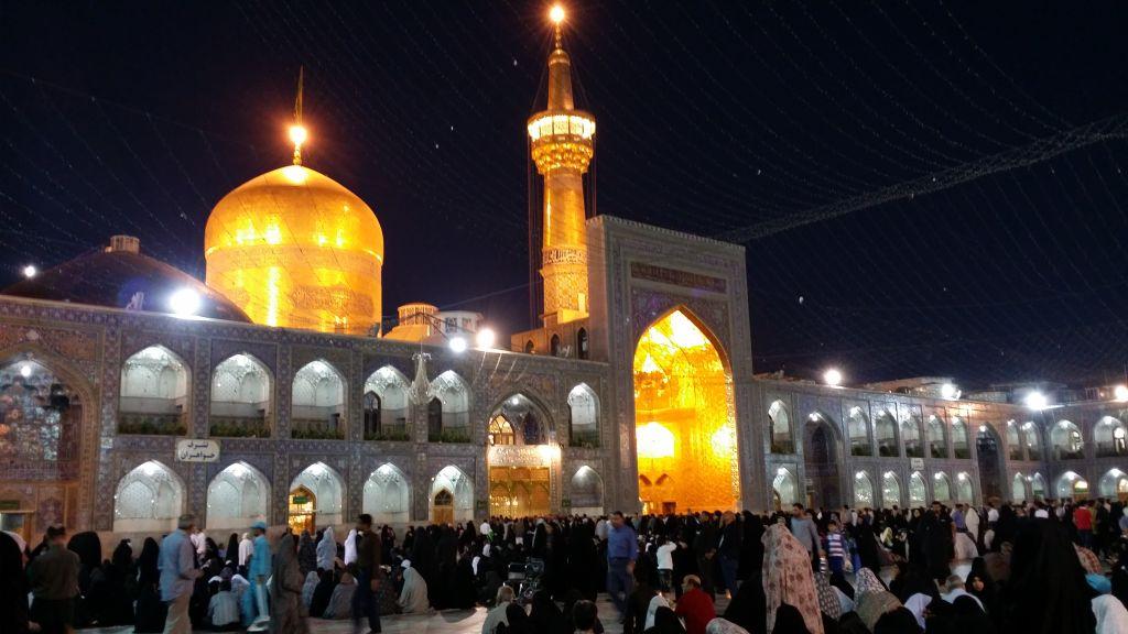 گزارش اردوی زیارتی فرهنگی جهادگران گروه جهادی افسران ولایت در مشهد مقدس+تصاویر