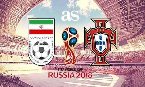 نتیجه بازی ایران و پرتغال 4 تیر 97 | فیلم خلاصه و گلها |جام جهانی 2018