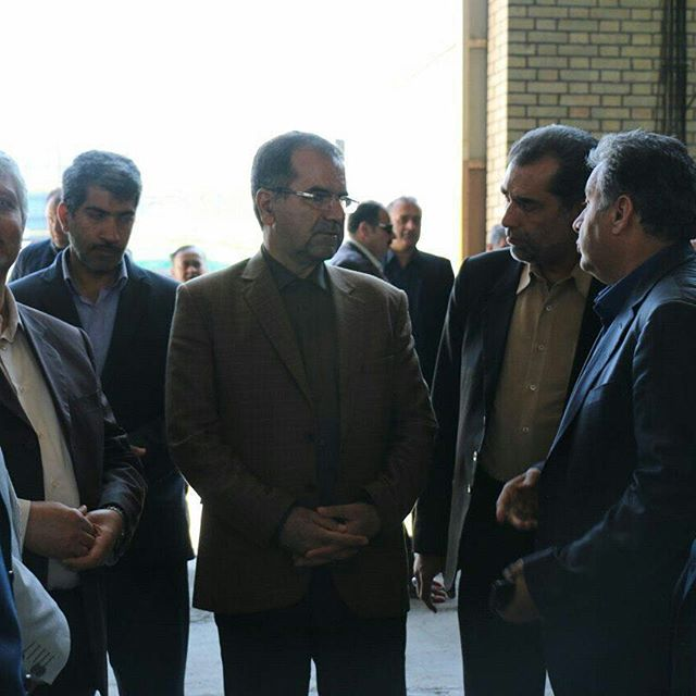 افتتاح نمایندگی عقاب افشان توسط نماینده شورای شهر مشهد