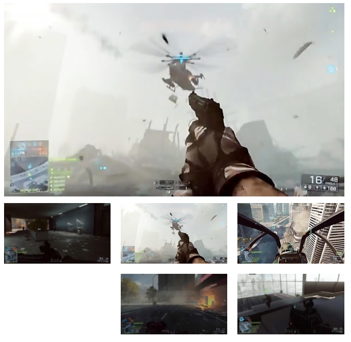 گیم پلی BATTLEFIELD 4 - Multiplayer