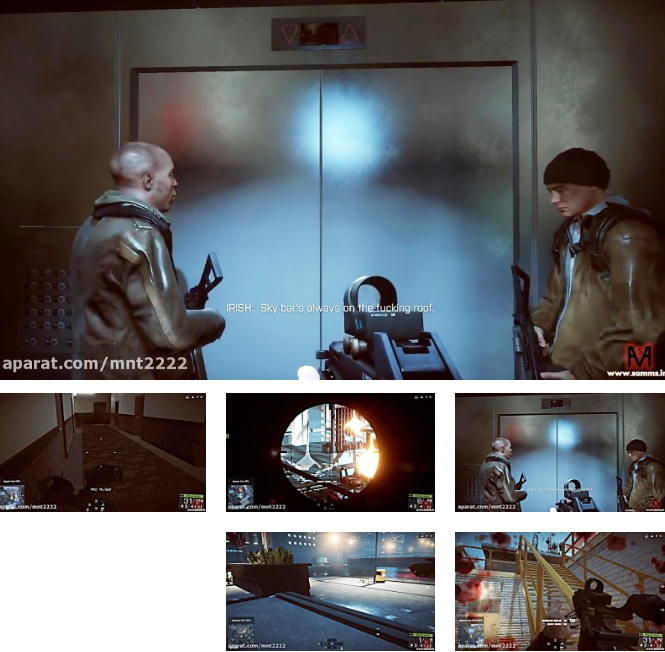 بتلفیلد4 مرحله 2(Battlefield 4 Mission 2-PC)