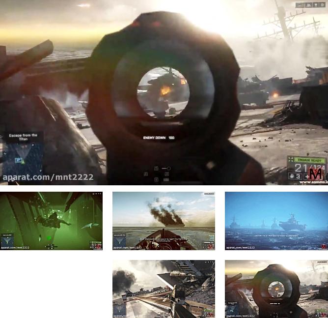 بتلفیلد4 مرحله 3(Battlefield 4 Mission 3-PC)