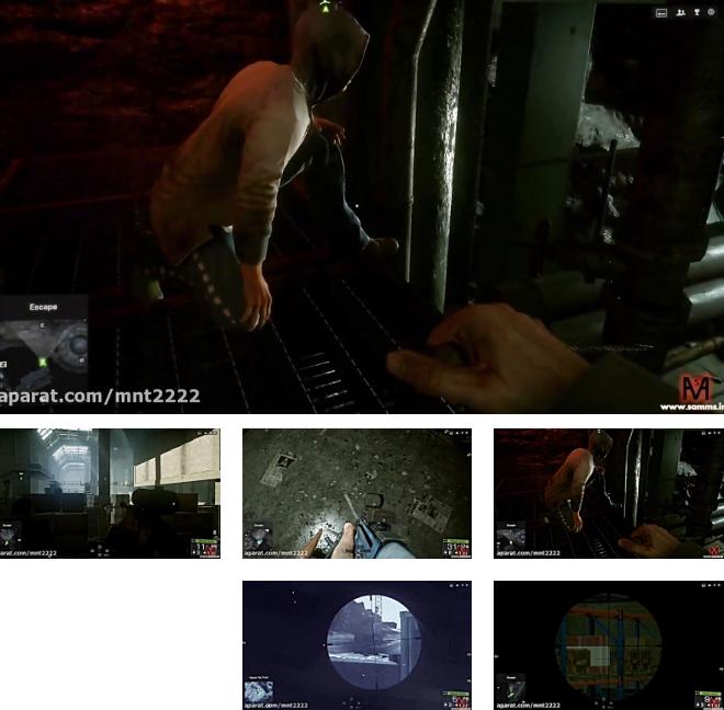 بتلفیلد4 مرحله 6(Battlefield 4 Mission 6-PC)