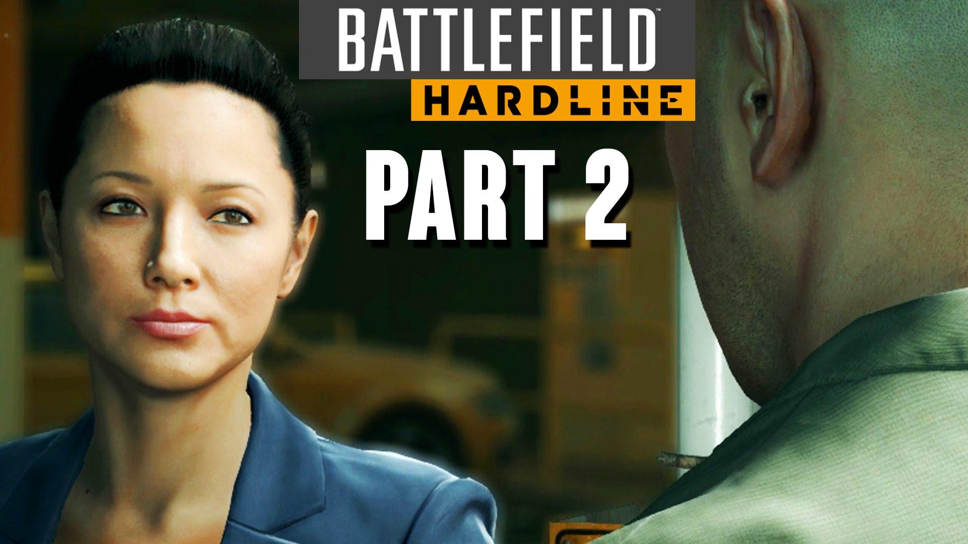 بتلفیلد هاردلاین مرحله2 - Battlefield Hardline-PC Part2