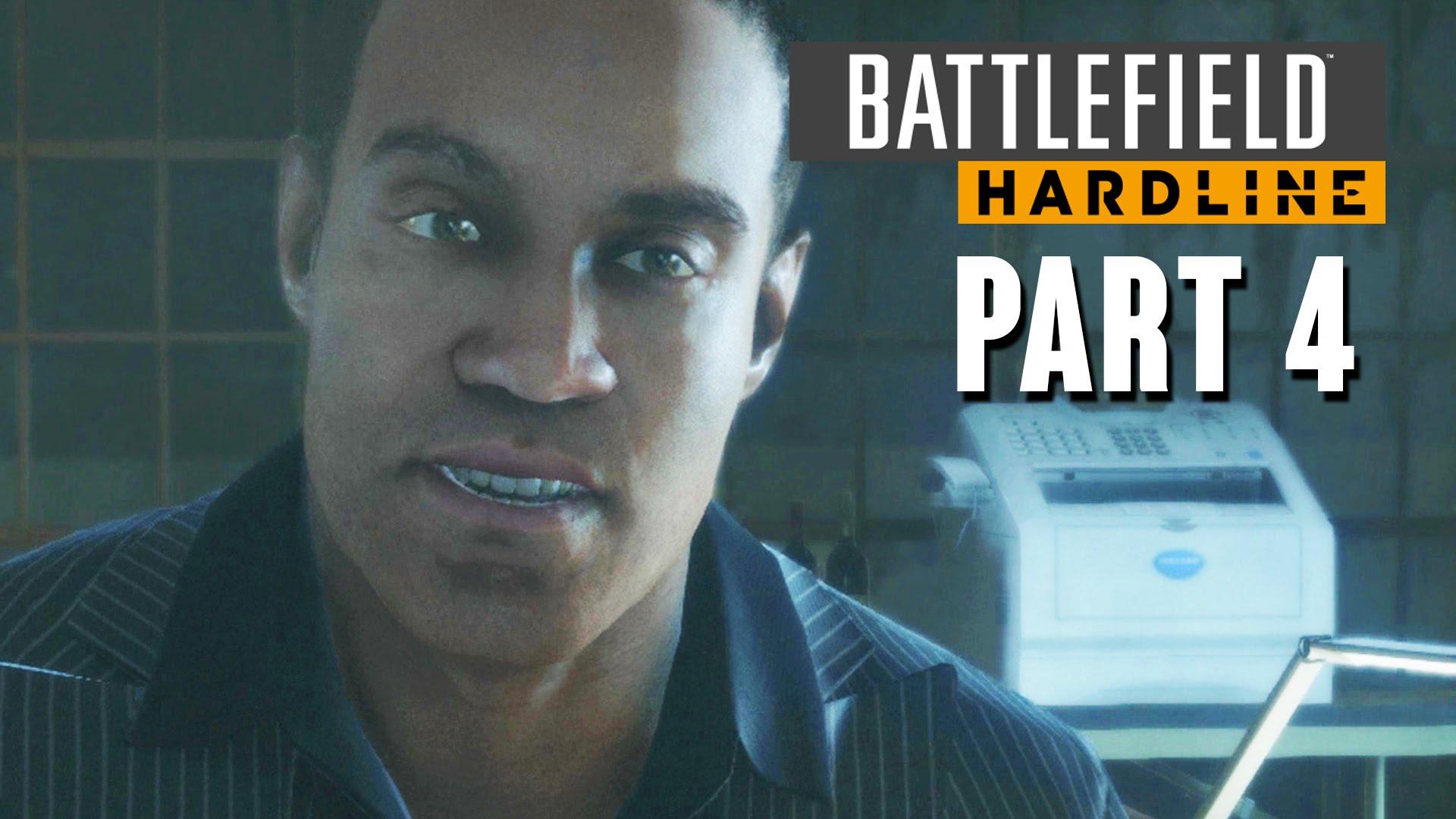 بتلفیلد هاردلاین مرحله4 - Battlefield Hardline-PC Part4