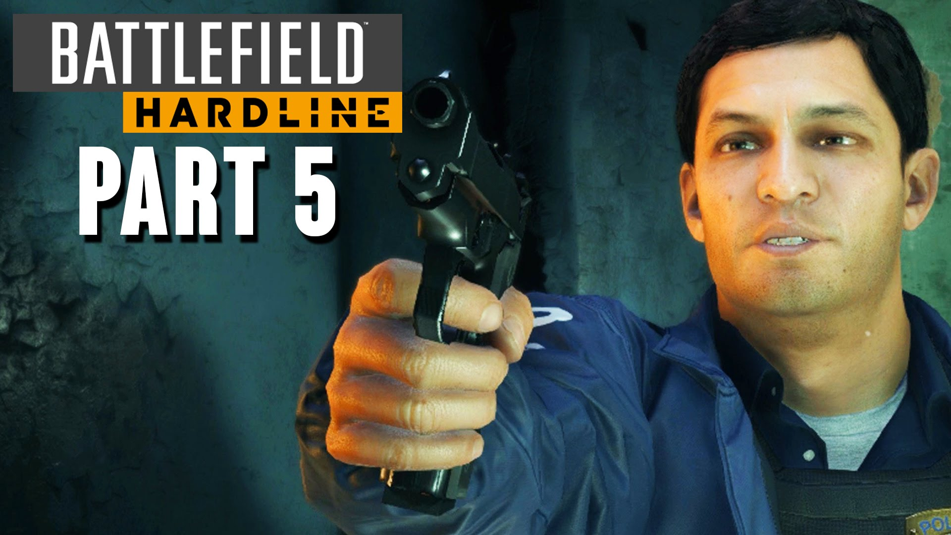 بتلفیلد هاردلاین مرحله5 - Battlefield Hardline-PC Part5