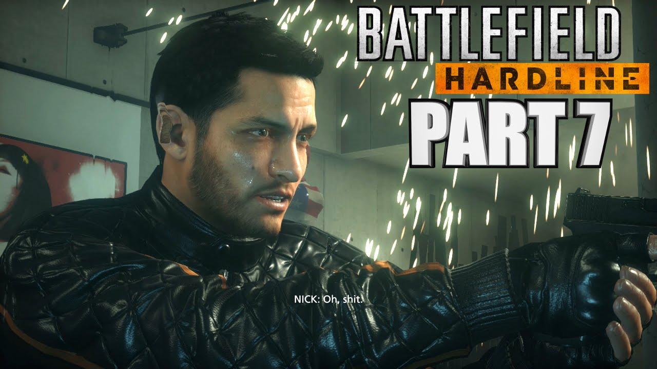 بتلفیلد هاردلاین مرحله7 - Battlefield Hardline-PC Part7