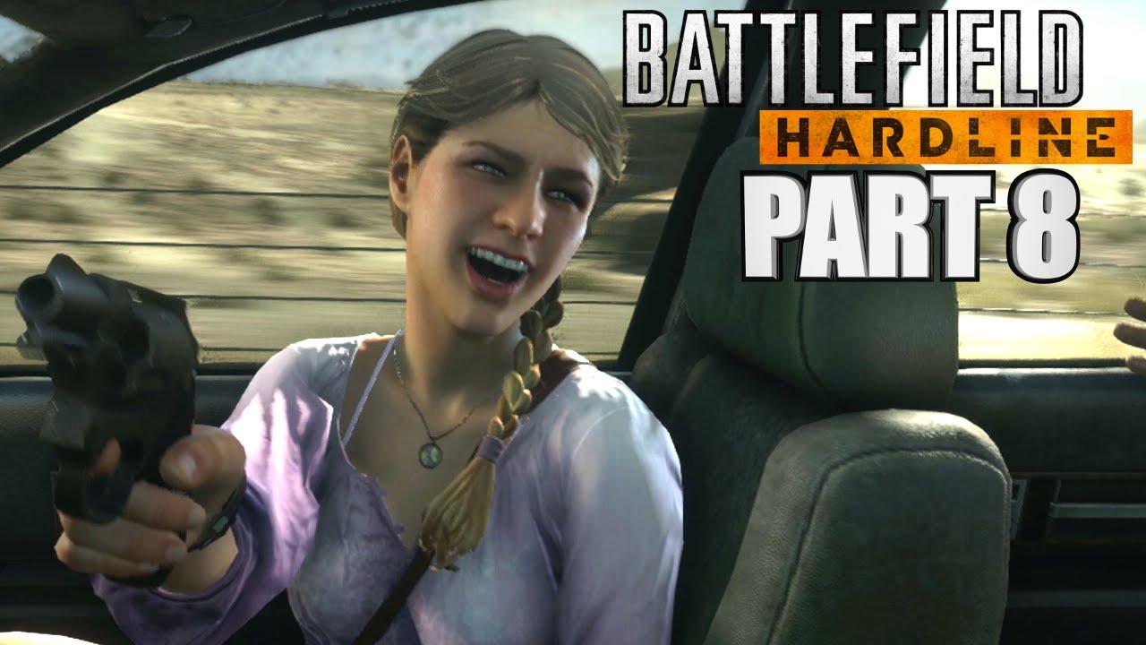 بتلفیلد هاردلاین مرحله8 - Battlefield Hardline-PC Part8