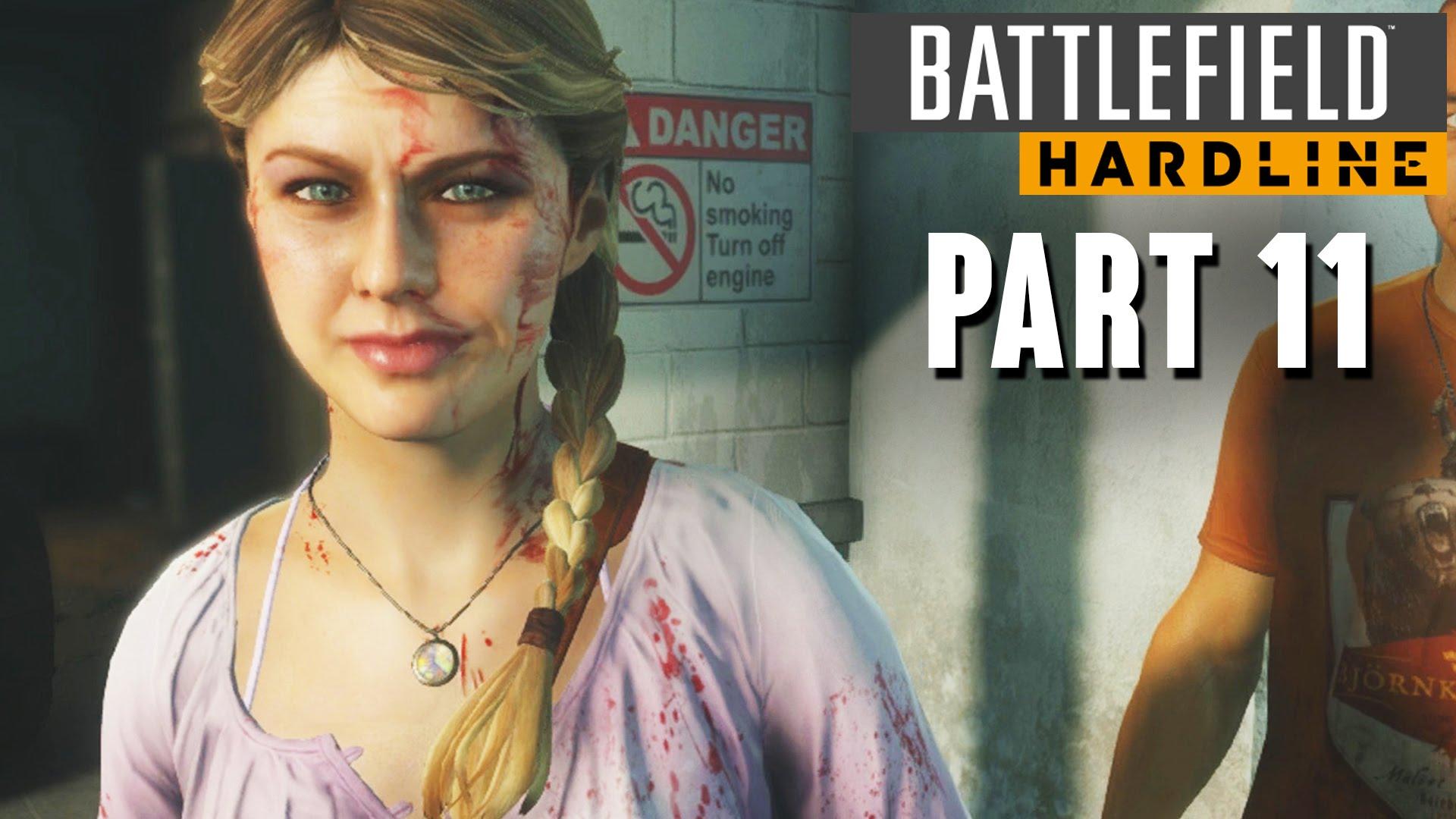 بتلفیلد هاردلاین مرحله 11 - Battlefield Hardline-PC
