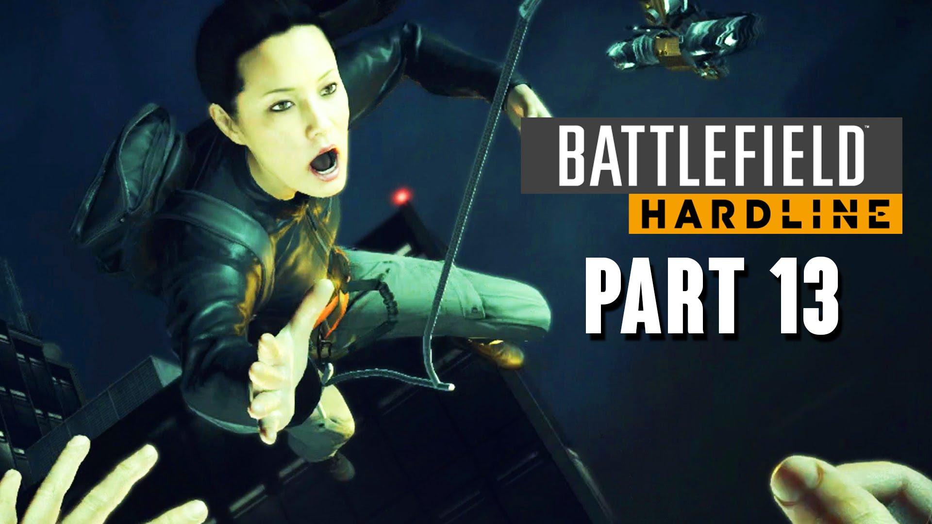 بتلفیلد هاردلاین مرحله 13 - Battlefield Hardline-PC