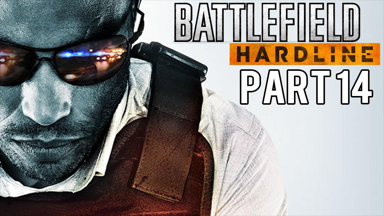 بتلفیلد هاردلاین مرحله 14 - Battlefield Hardline-PC