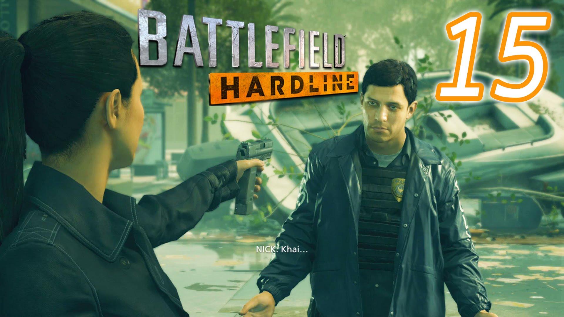 بتلفیلد هاردلاین مرحله 15 - Battlefield Hardline-PC