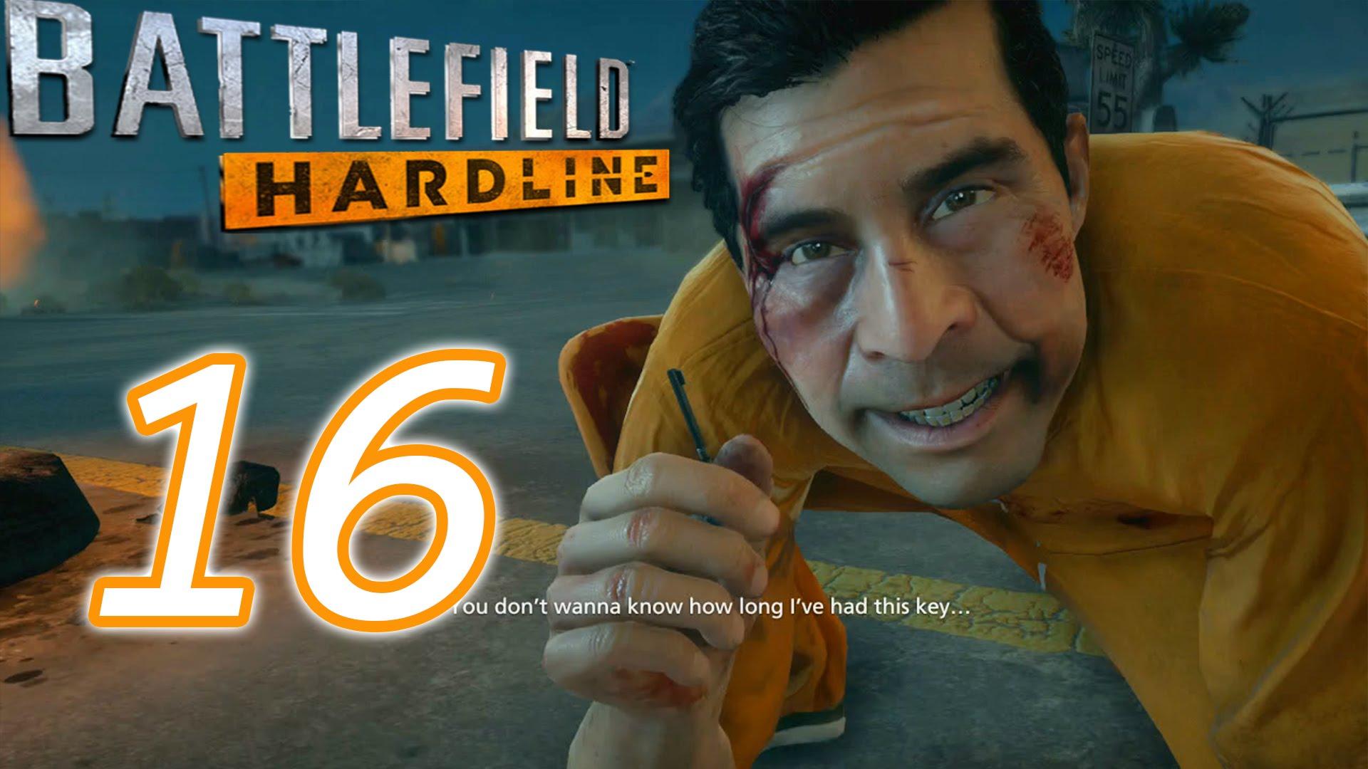 بتلفیلد هاردلاین مرحله 16 - Battlefield Hardline-PC